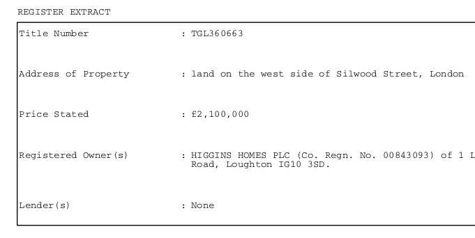 Silwood Estate Regeneration